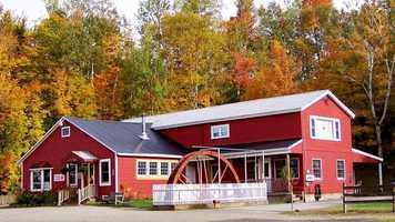 No. 3) The Water Wheel Breakfast & Gift House in Jefferson