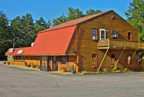 No. 1) Rosie's Restaurant in Tamworth