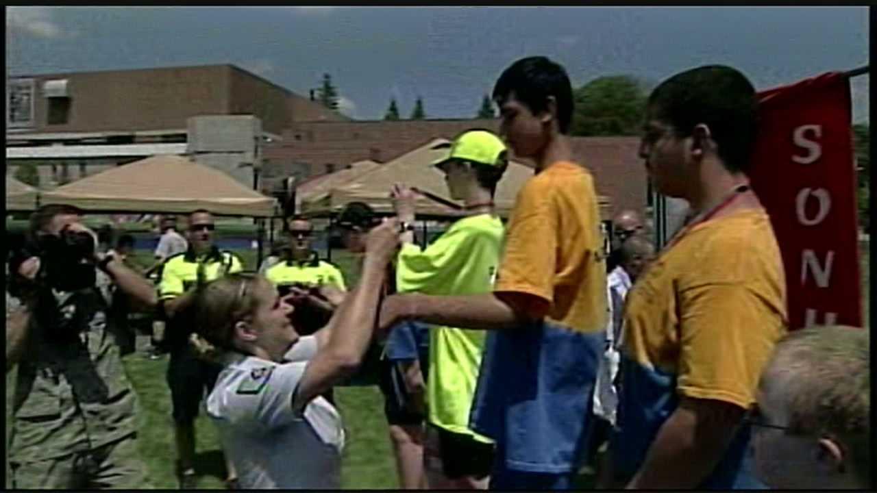 Special Olympics Summer Games begin