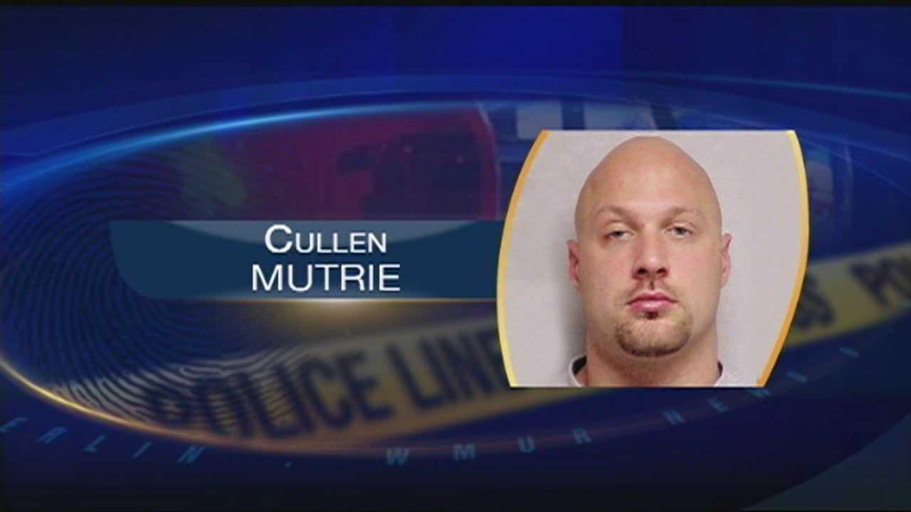 Cullen Mutrie Recognized
