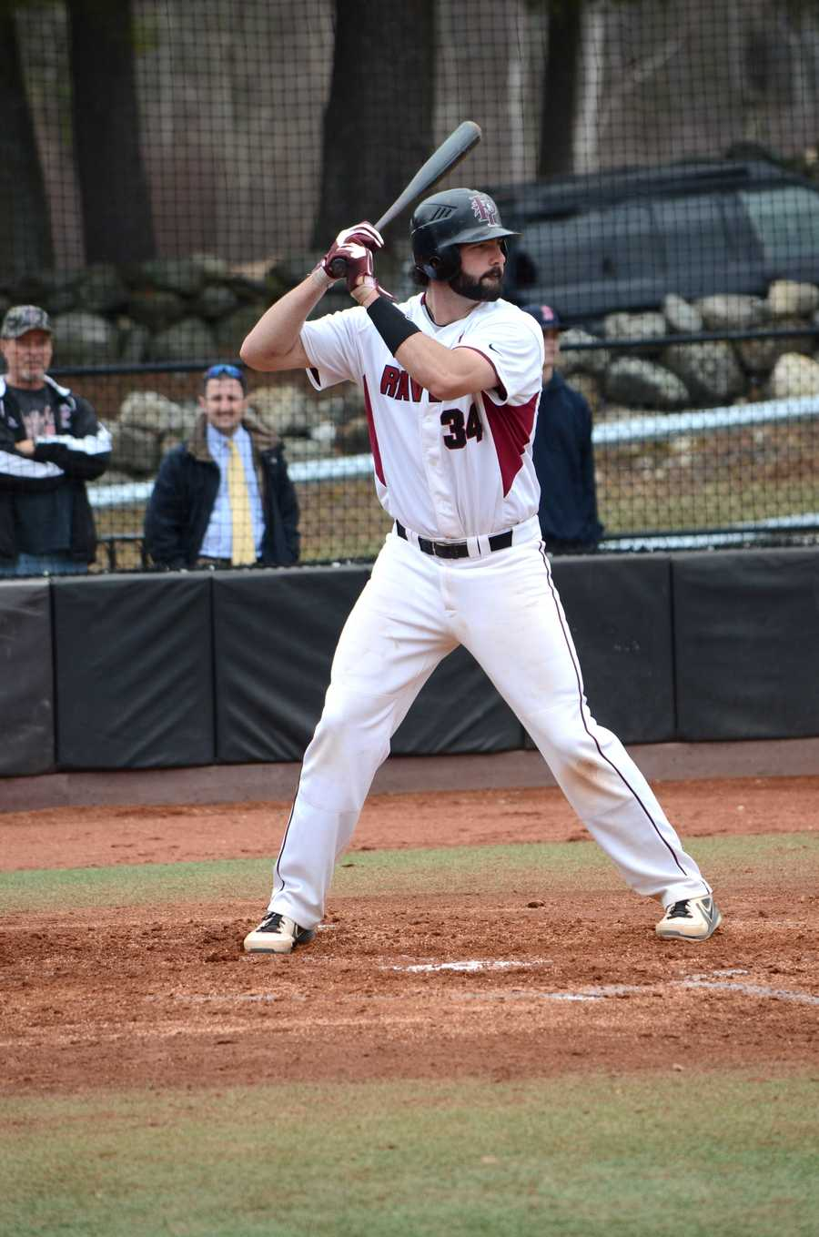 Several New Hampshire ballplayers could be drafted by Major League Baseball teams this week, including 1B Zach Matthieu.
