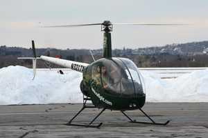 Jake lands safely