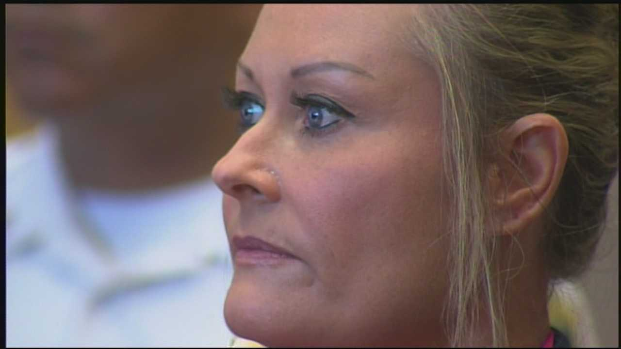 Woman accused of running house of prostitution
