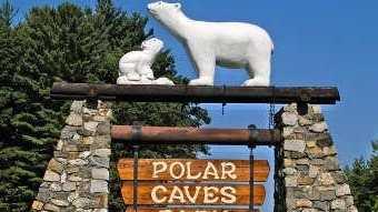 No. 10) Polar Caves Park in Rumney