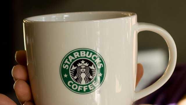 Starbucks logo generic