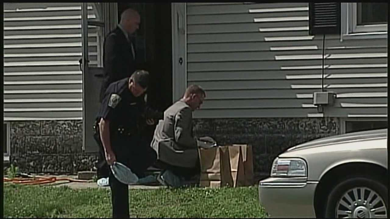 Elderly Nashua couple died of stab wounds