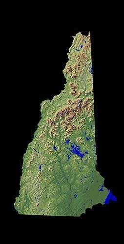 There were no battles fought on New Hampshire soil, but the contributions made by the men and women of New Hampshire made a big difference in the struggle for independence.