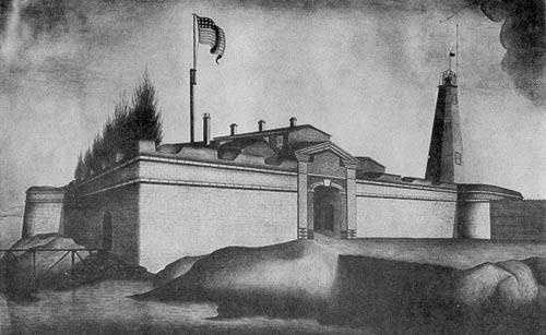 The historic attack on Fort William and Mary (now known as Fort Constitution) in Newcastle helped supply the cannons and ammunition for the Continental Army, who later fought in the Battle of Bunker Hill in Boston in the following months.