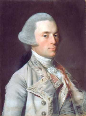 John Wentworth was the last Royal Governor of New Hampshire. Even as a NH native, he was labeled a loyalist of Britain and was forced to flee. He never returned.