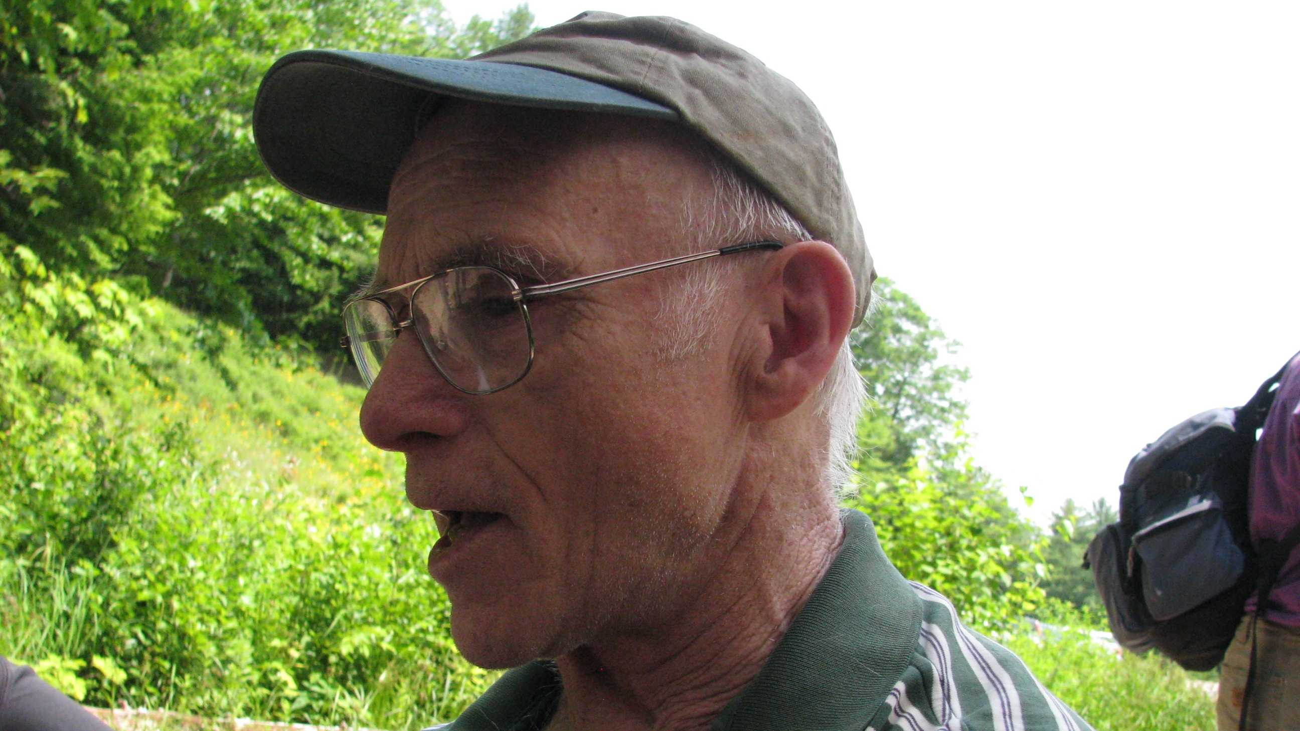 Dave Roberts of Farmington