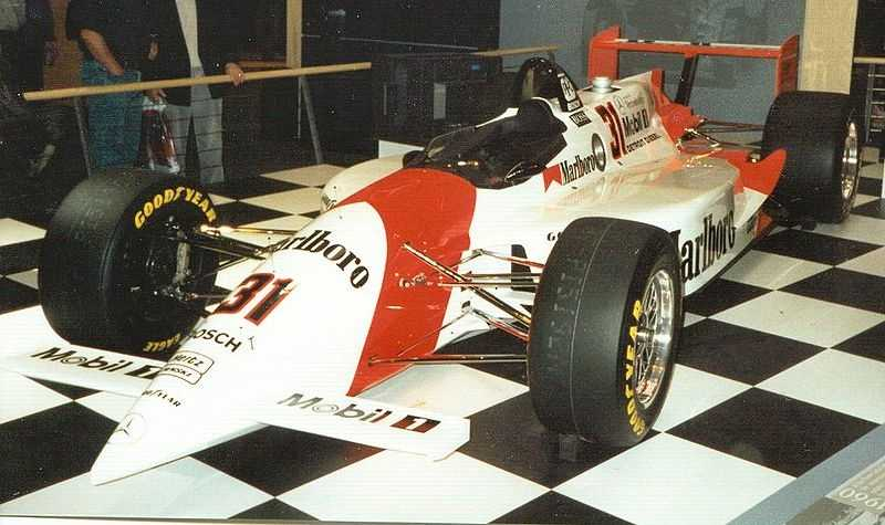 The track hosted open-wheel racing for 7 years and hosted CART from 1992-1995. Indy Racing League was hosted there from 1996-1998 and open-wheel winner Tony Stewart went on to win two Winston-Nextel Cup races.