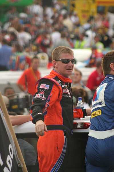 """The first race using the restriction plates was also the last one. The race was called """"uneventful"""" by fans. Jeff Burton won the race."""