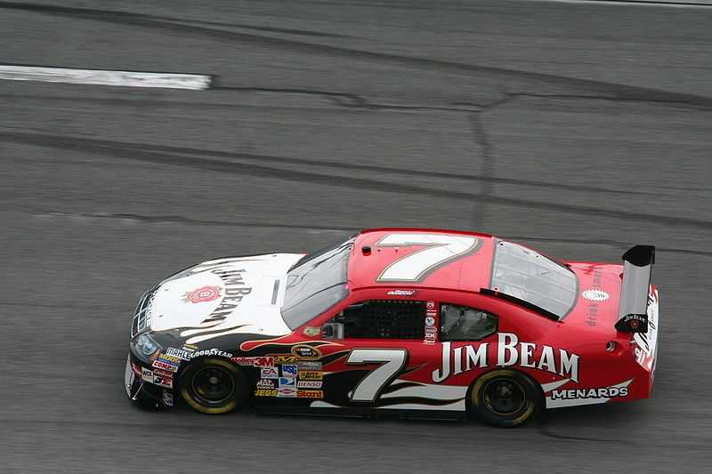 In 2001, the New Hampshire 300 was scheduled for Sept. 16, but after the terror attacks of Sept. 11, it was rescheduled for Nov. 23. Despite concerns about the weather, the race was held and Robby Gordon went on to win.