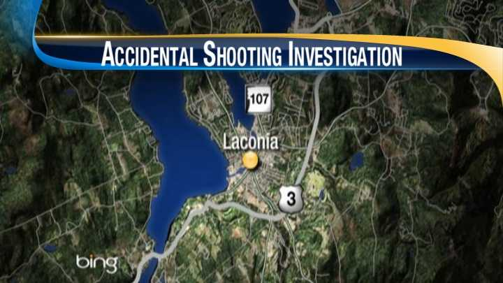 map-Laconia accidental shooting