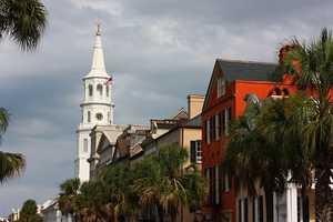 10.) Charleston, S.C.