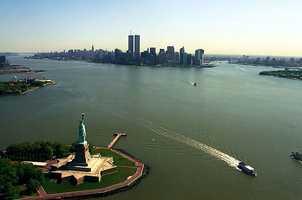 2.) New York City