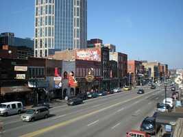 13.) Nashville