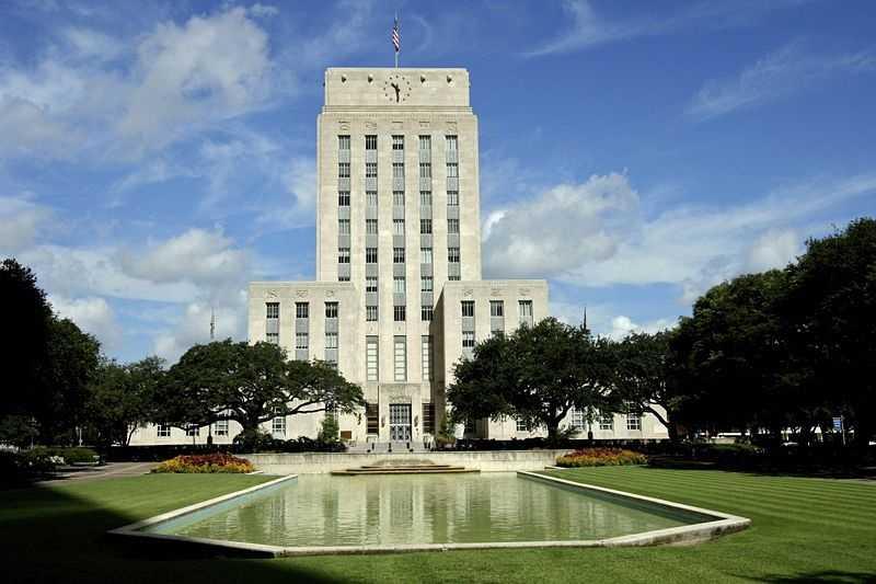 17.) Houston