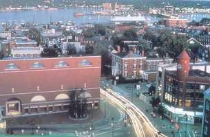 18.) Portland, Maine