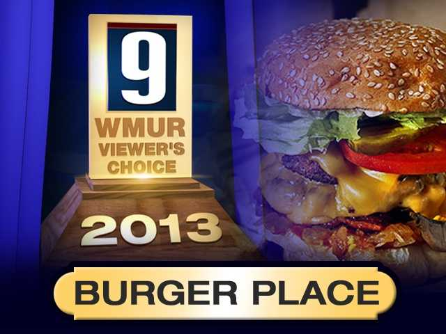 Hungry for a juicy burger? We asked our viewers for the best burger place in New Hampshire.