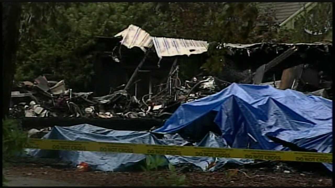 Firefighter veteran accused of arson in Lee