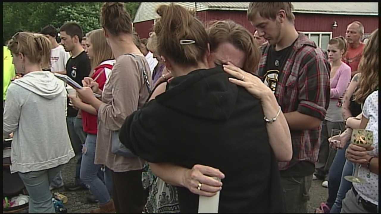Vigil held for missing Charlestown woman