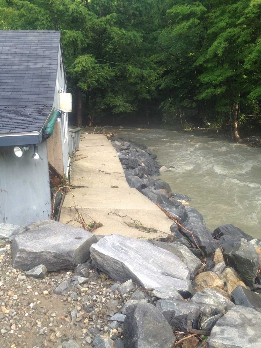 Home off of Route 12 in Westmoreland.