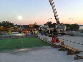 Little Bay Bridge-Anticipated completion: Fall 2013  Cost: $ 50.3 Million