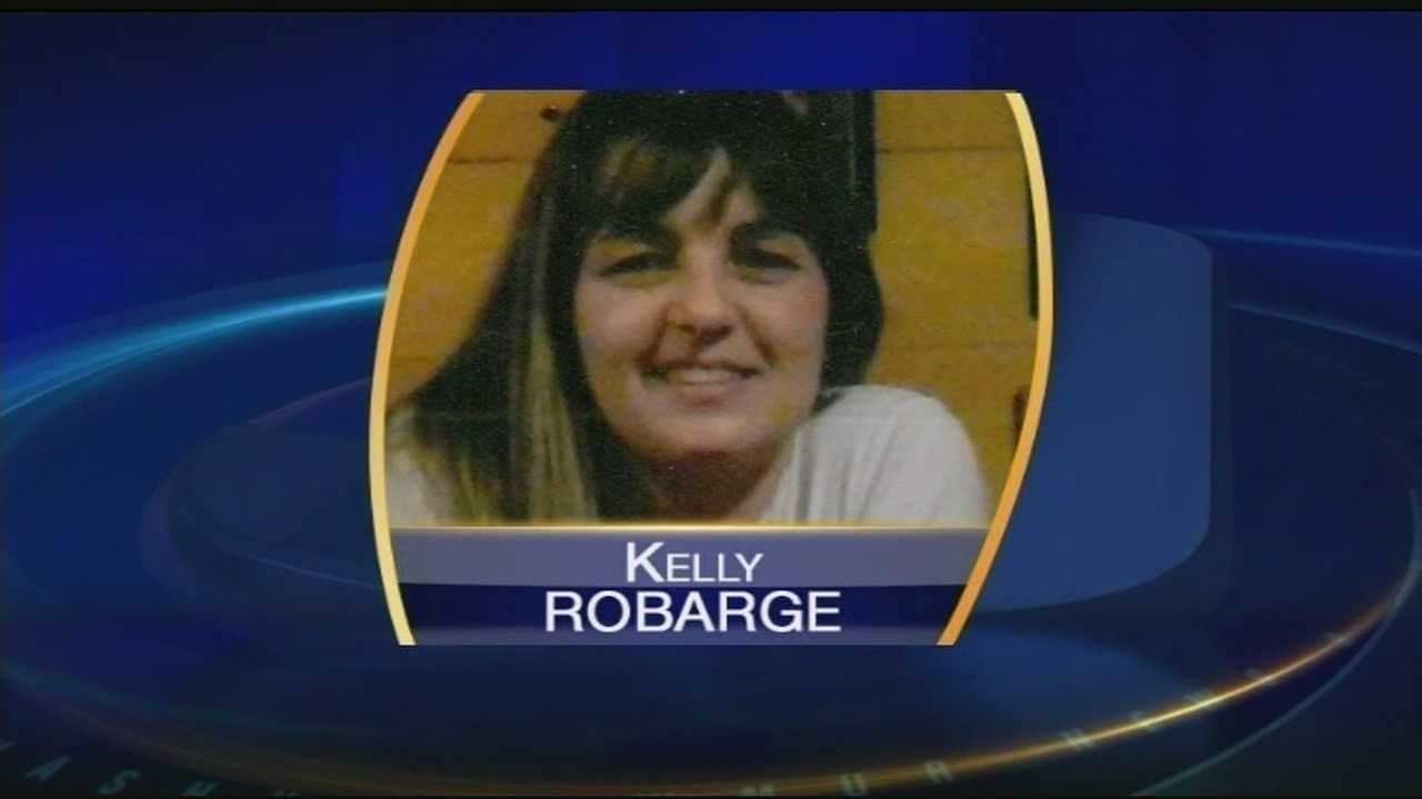 Investigators say a body found in Unity is likely that of missing Charlestown woman Kelly Robarge.