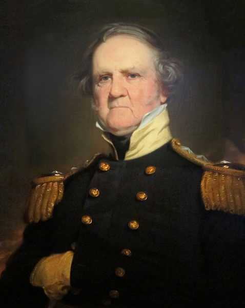 "Pierce's opponent, General Winfield Scott of the Whig Party, had Pierce serve under him in the Mexican-American War.(Source:  ""1852 Democratic Presidential Conventions"". Historycentral.com)"