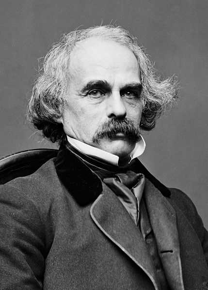"He met writer Nathaniel Hawthorne at Bowdoin College and formed a long-lasting friendship.(Source: ""The Life of Franklin Pierce,"" Nathaniel Hawthorne)"