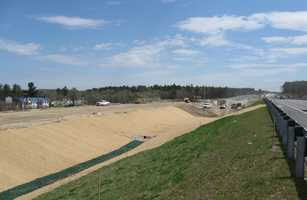 I-93 in Londonderry: The project also includes replacement of four red-listed bridges on I-93, which includes two over NH-28 and two over the recreation trail.