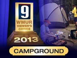 Itching to go outdoors? We asked our viewers for their favorite place to go camping in New Hampshire.