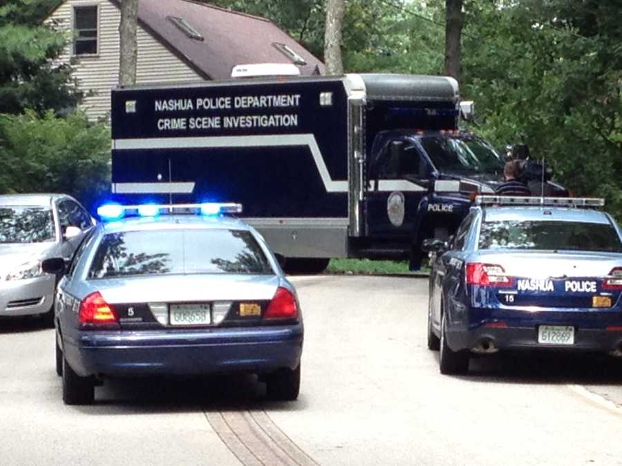A man and woman were discovered in their 17 Middle Dunstable Road home early Saturday morning by a relative who was checking on her parents, said Attorney General Joseph A. Foster.