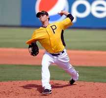 Pittsburgh Pirates pitcher Jeff Locke, a New Hampshire native, is enjoying an All-Star season.