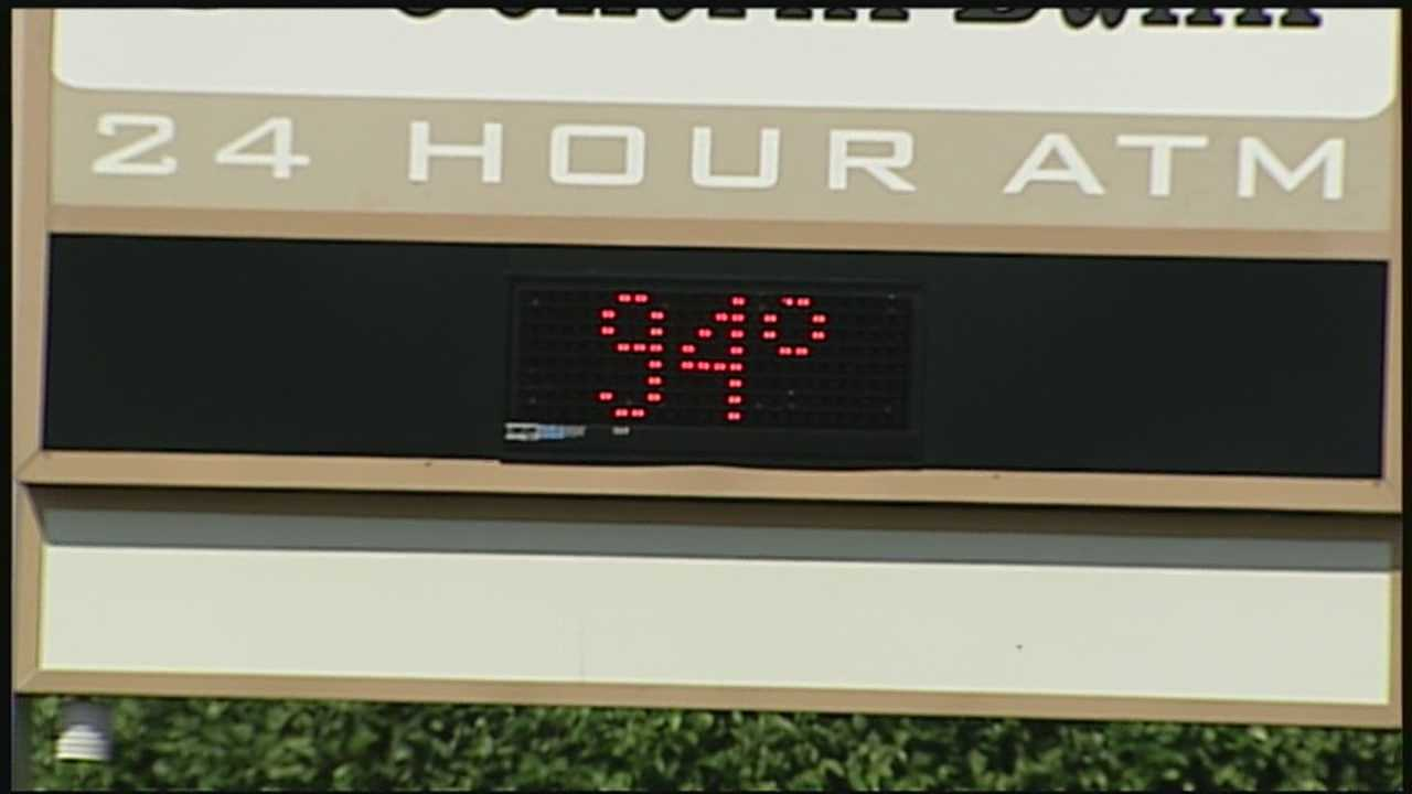 Heat wave expected this week in most of NH