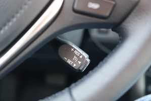 Utilize cruise control. By keeping a constant speed, it allows you to save gas.