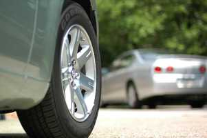 Watch your tire pressure. Properly inflated tires improve mileage by 3.3 percent.