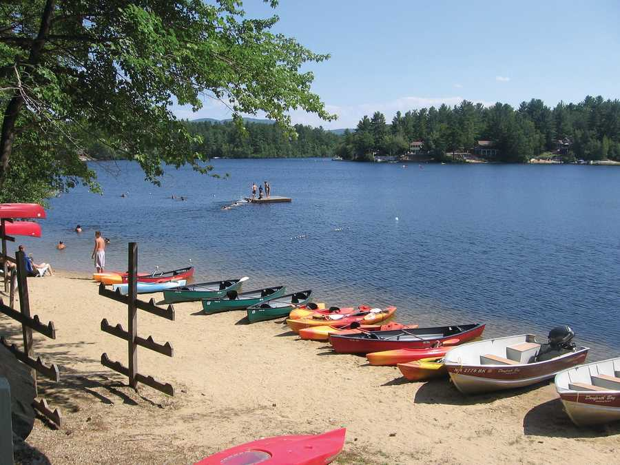 List Best Campgrounds In New Hampshire