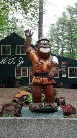 No. 3) Mi-Te-Jo Campground in Milton.