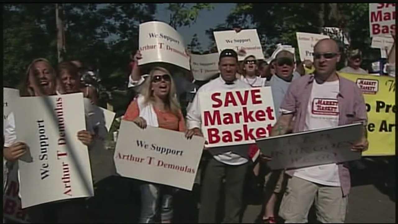 Market Basket rally