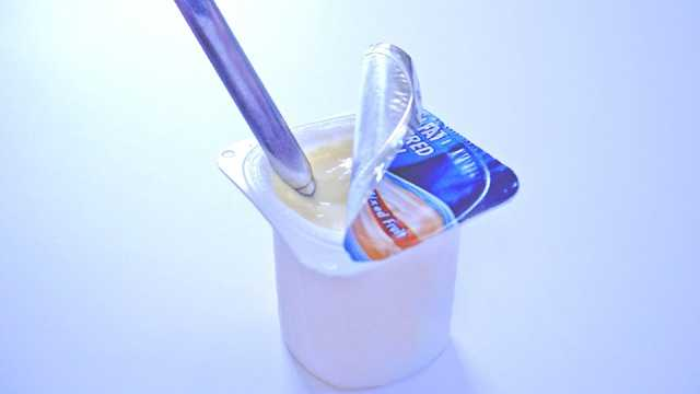Yogurt blurb