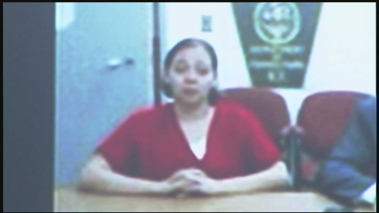 Documents released in case of mother accused of assault