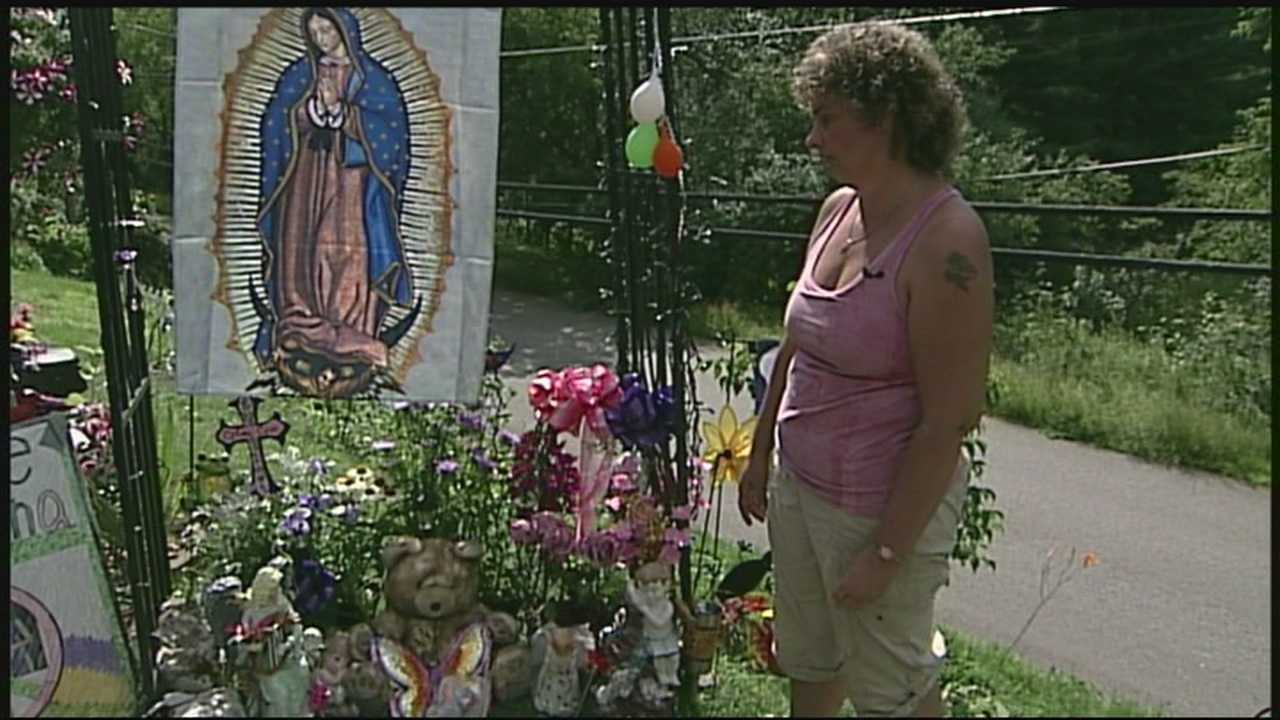 Mother of slain girl desperate for justice