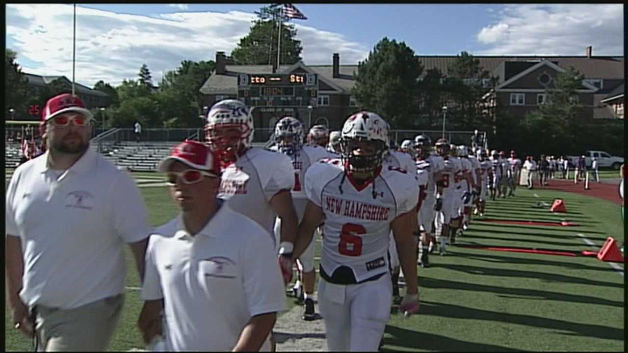 NH wins 13th Straight Shrine Bowl