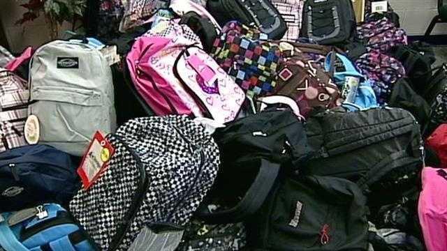 Backpacks snapshot