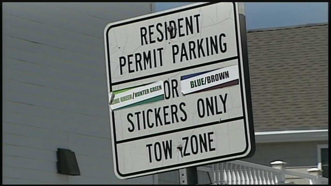 Falsified parking passes found in Seabrook