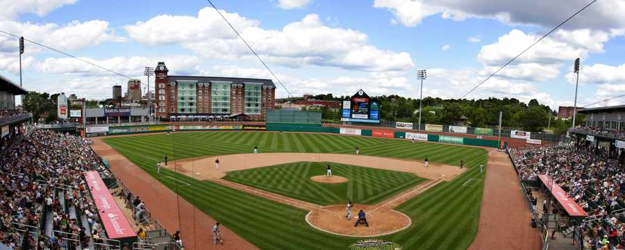 The team hosted the Eastern League All-Star Games again in 2011.