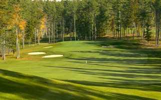 Tie-8) The Oaks Golf Links in Somersworth.