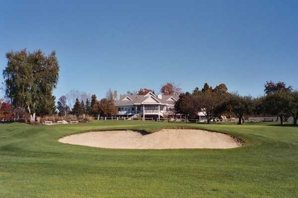 No. 6) Portsmouth Country Club in Portsmouth.